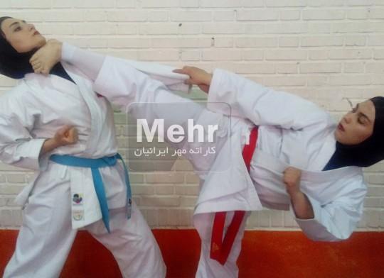 قهرمانان کاراته