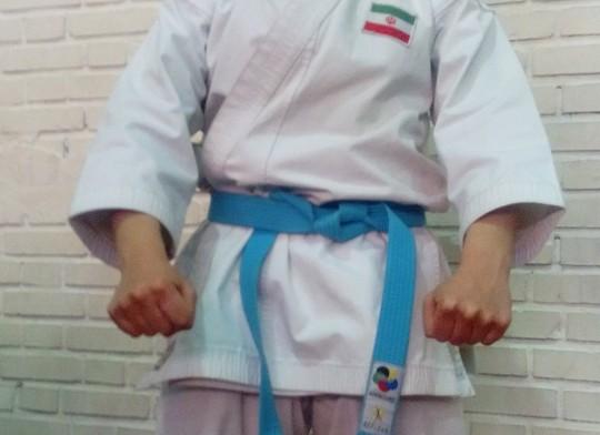 قهرمان ملی کاراته