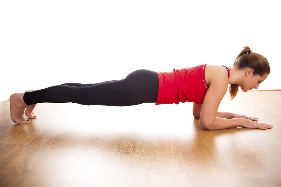 آموزش انواع پلانک و تاثیرگذاری بر عضلات